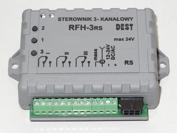 sterownik RFH-3 (radiolinia)